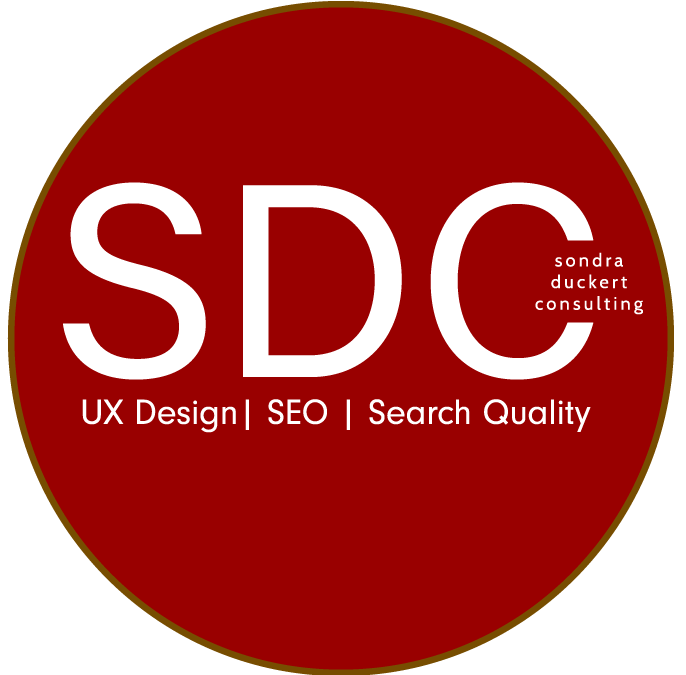 SDC-UXDesign Search Page Search Quality